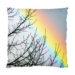 Rainbow Sky Spectrum Rainbow Colors Standard Cushion Case (two Sides)