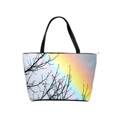 Rainbow Sky Spectrum Rainbow Colors Shoulder Handbags