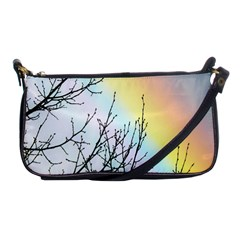 Rainbow Sky Spectrum Rainbow Colors Shoulder Clutch Bags