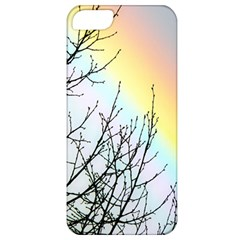 Rainbow Sky Spectrum Rainbow Colors Apple Iphone 5 Classic Hardshell Case