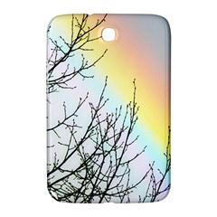 Rainbow Sky Spectrum Rainbow Colors Samsung Galaxy Note 8 0 N5100 Hardshell Case