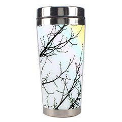 Rainbow Sky Spectrum Rainbow Colors Stainless Steel Travel Tumblers