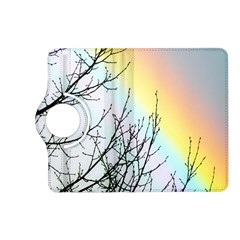 Rainbow Sky Spectrum Rainbow Colors Kindle Fire HD (2013) Flip 360 Case