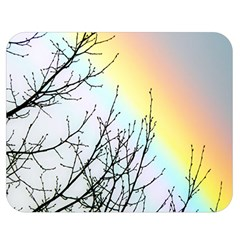 Rainbow Sky Spectrum Rainbow Colors Double Sided Flano Blanket (medium)
