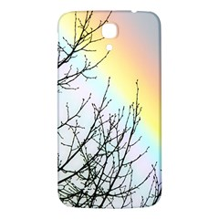 Rainbow Sky Spectrum Rainbow Colors Samsung Galaxy Mega I9200 Hardshell Back Case