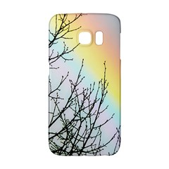 Rainbow Sky Spectrum Rainbow Colors Galaxy S6 Edge