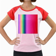 Abstract Paper For Scrapbooking Or Other Project Women s Cap Sleeve T Shirt