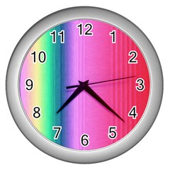 Abstract Paper For Scrapbooking Or Other Project Wall Clocks (silver)