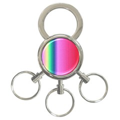 Abstract Paper For Scrapbooking Or Other Project 3 Ring Key Chains