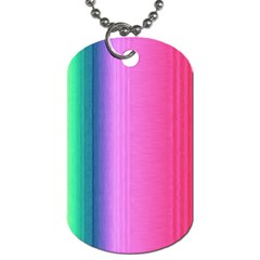 Abstract Paper For Scrapbooking Or Other Project Dog Tag (two Sides)