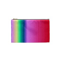 Abstract Paper For Scrapbooking Or Other Project Cosmetic Bag (small)