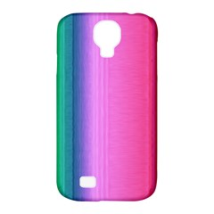 Abstract Paper For Scrapbooking Or Other Project Samsung Galaxy S4 Classic Hardshell Case (PC+Silicone)