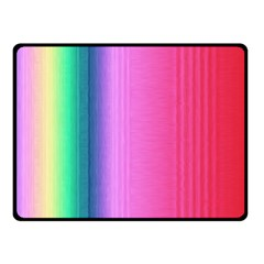 Abstract Paper For Scrapbooking Or Other Project Double Sided Fleece Blanket (Small)