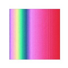 Abstract Paper For Scrapbooking Or Other Project Small Satin Scarf (square)