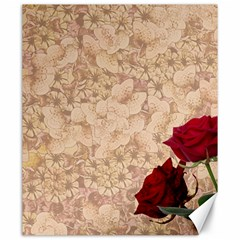Retro Background Scrapbooking Paper Canvas 20  X 24
