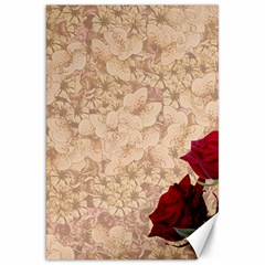 Retro Background Scrapbooking Paper Canvas 20  X 30