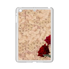 Retro Background Scrapbooking Paper Ipad Mini 2 Enamel Coated Cases