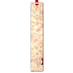 Retro Background Scrapbooking Paper Large Book Marks
