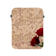 Retro Background Scrapbooking Paper Apple Ipad 2/3/4 Protective Soft Cases