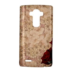 Retro Background Scrapbooking Paper LG G4 Hardshell Case
