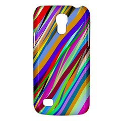 Multi Color Tangled Ribbons Background Wallpaper Galaxy S4 Mini