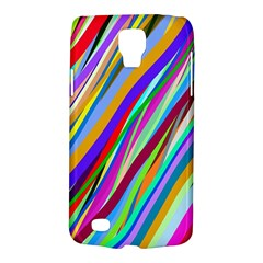 Multi Color Tangled Ribbons Background Wallpaper Galaxy S4 Active