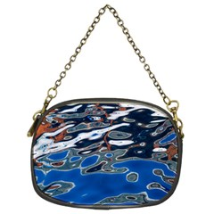 Colorful Reflections In Water Chain Purses (Two Sides)