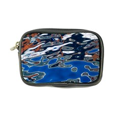 Colorful Reflections In Water Coin Purse