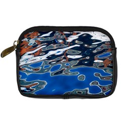 Colorful Reflections In Water Digital Camera Cases