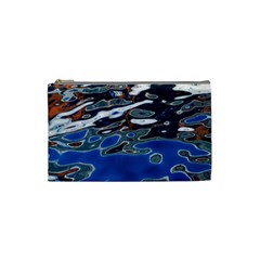 Colorful Reflections In Water Cosmetic Bag (small)