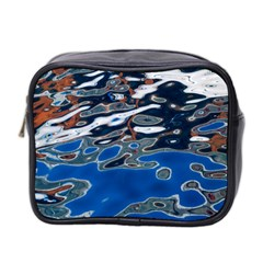 Colorful Reflections In Water Mini Toiletries Bag 2 Side