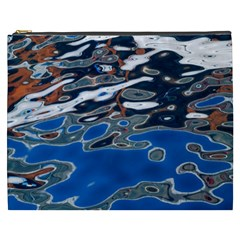 Colorful Reflections In Water Cosmetic Bag (xxxl)