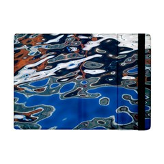 Colorful Reflections In Water Apple iPad Mini Flip Case