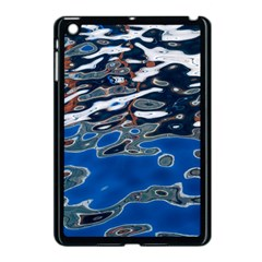Colorful Reflections In Water Apple Ipad Mini Case (black)