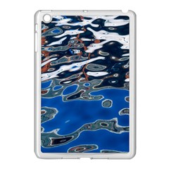 Colorful Reflections In Water Apple Ipad Mini Case (white)