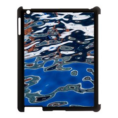 Colorful Reflections In Water Apple Ipad 3/4 Case (black)