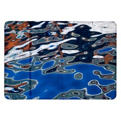 Colorful Reflections In Water Samsung Galaxy Tab 8.9  P7300 Flip Case