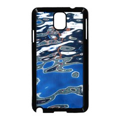 Colorful Reflections In Water Samsung Galaxy Note 3 Neo Hardshell Case (black)