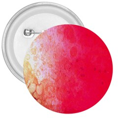 Abstract Red And Gold Ink Blot Gradient 3  Buttons