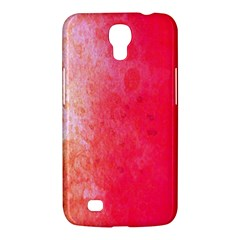 Abstract Red And Gold Ink Blot Gradient Samsung Galaxy Mega 6.3  I9200 Hardshell Case