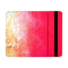 Abstract Red And Gold Ink Blot Gradient Samsung Galaxy Tab Pro 8 4  Flip Case