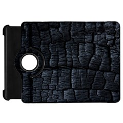 Black Burnt Wood Texture Kindle Fire Hd 7