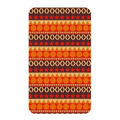 Abstract Lines Seamless Art  Pattern Memory Card Reader