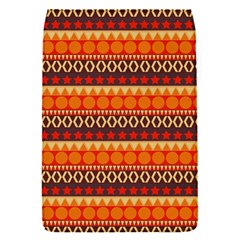 Abstract Lines Seamless Art  Pattern Flap Covers (S)