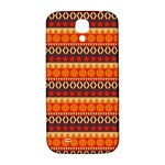 Abstract Lines Seamless Art  Pattern Samsung Galaxy S4 I9500/I9505  Hardshell Back Case Front