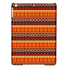 Abstract Lines Seamless Art  Pattern iPad Air Hardshell Cases