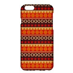 Abstract Lines Seamless Art  Pattern Apple Iphone 6 Plus/6s Plus Hardshell Case