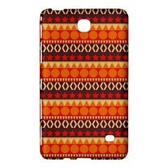 Abstract Lines Seamless Art  Pattern Samsung Galaxy Tab 4 (7 ) Hardshell Case
