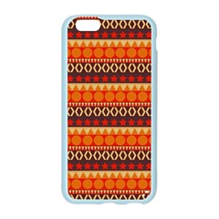 Abstract Lines Seamless Art  Pattern Apple Seamless iPhone 6/6S Case (Color)