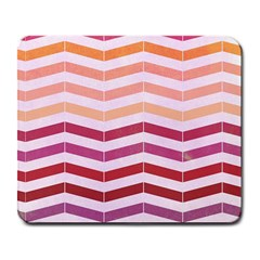 Abstract Vintage Lines Large Mousepads